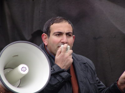 Nikol Pashinyan (by www.nikolpashinyan.com)